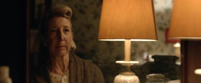 "Lin Shaye as Allie in the horror film ""ABATTOIR"" a Momentum Pictures release. Photo courtesy of Momentum Pictures."