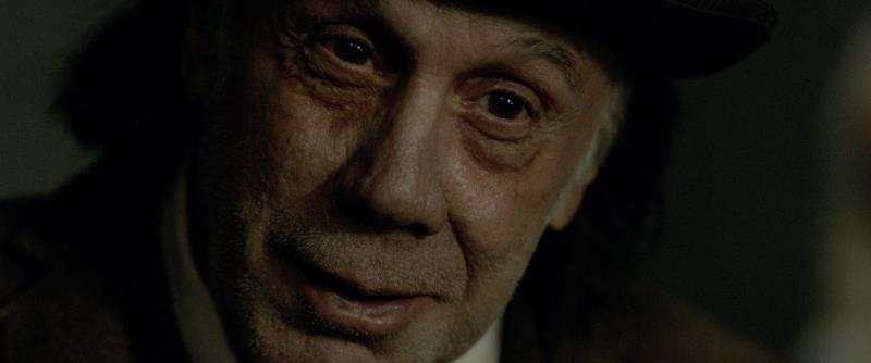 "Dayton Callie as Jebediah Crone in the horror film ""ABATTOIR"" a Momentum Pictures release. Photo courtesy of Momentum Pictures."