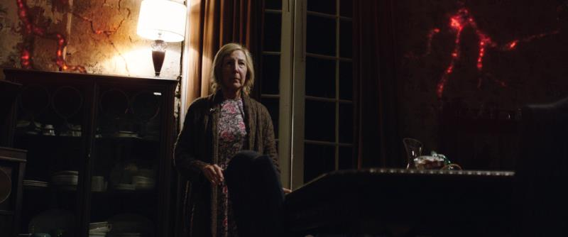 """Lin Shaye as Allie in the horror film """"ABATTOIR"""" a Momentum Pictures release. Photo courtesy of Momentum Pictures."""