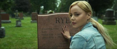 """Abbie Cornish as Jane in the thriller film """"LAVENDER"""" an AMBI Media Group release. Photo courtesy of AMBI Media Group."""
