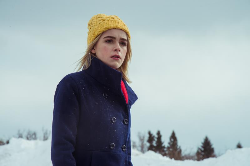 Kiernan Shipka Credit: Photo by Petr Maur, courtesy of A24.