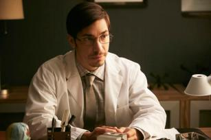 "Justin Long as Liam in the thriller film ""LAVENDER"" an AMBI Media Group release. Photo courtesy of AMBI Media Group."