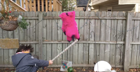Images from KILLER PINATA