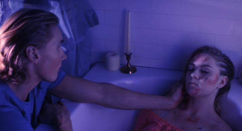 Still of Madeleine Heil as Sophia in Reel Nightmare