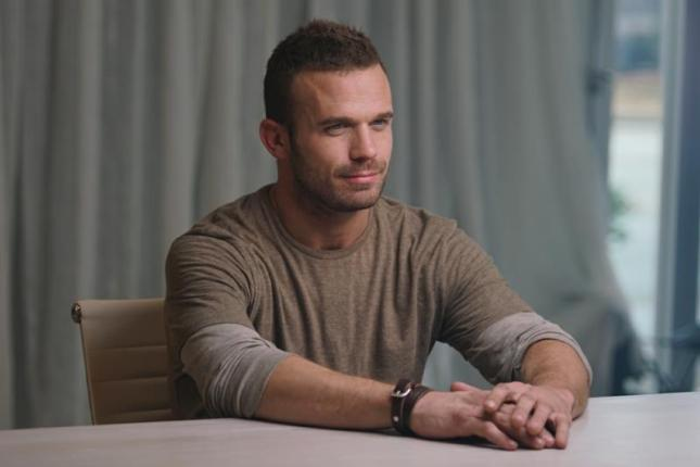 """Cam Gigandet as Gabriel Howarth in the action thriller """"THE SHADOW EFFECT"""" a Momentum Pictures release. Photo courtesy of Momentum Pictures."""