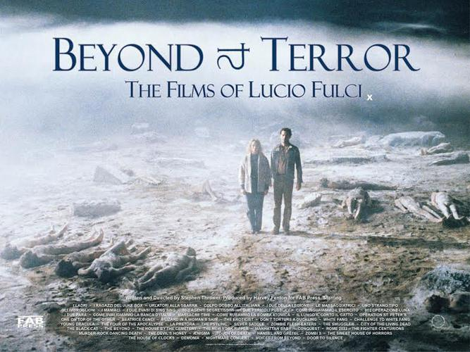 Help Bring Back Beyond The Terror The Films Of Lucio Fulci With