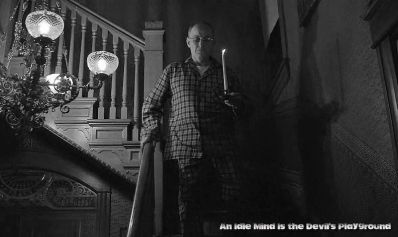 AN IDLE MIND IS THE DEVIL'S PLAYGROUND / Reel Nightmare Films & the Together Magic Film Group